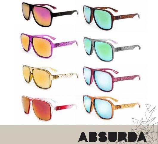 52ccb775b Meninas, acho que aqui todo mundo gosta de óculos de sol né?! Além de serem  fashionistas, são itens necessários hoje em dia, realmente o novo hit para  ...